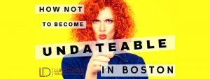 Remain dateable with our professional dating services Boston.
